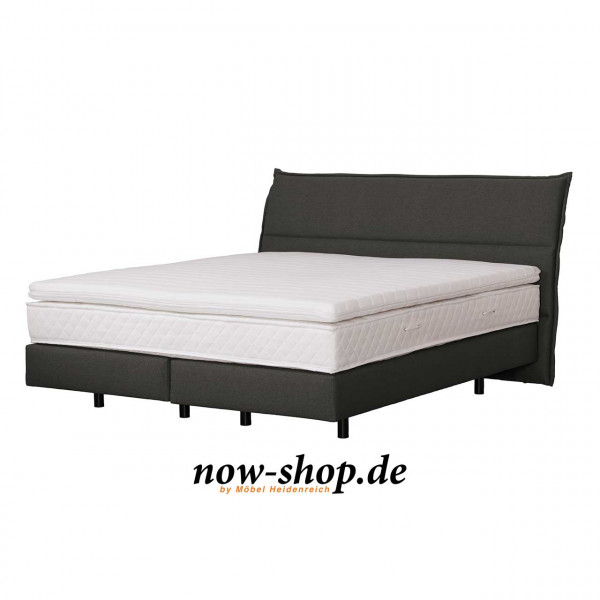 now by h lsta edition boxspring bett r105 mila 2 beluga sale betten schlafzimmer. Black Bedroom Furniture Sets. Home Design Ideas