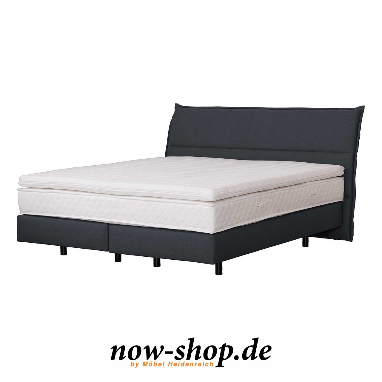 now by h lsta edition boxspring bett r105 180cm now shop. Black Bedroom Furniture Sets. Home Design Ideas