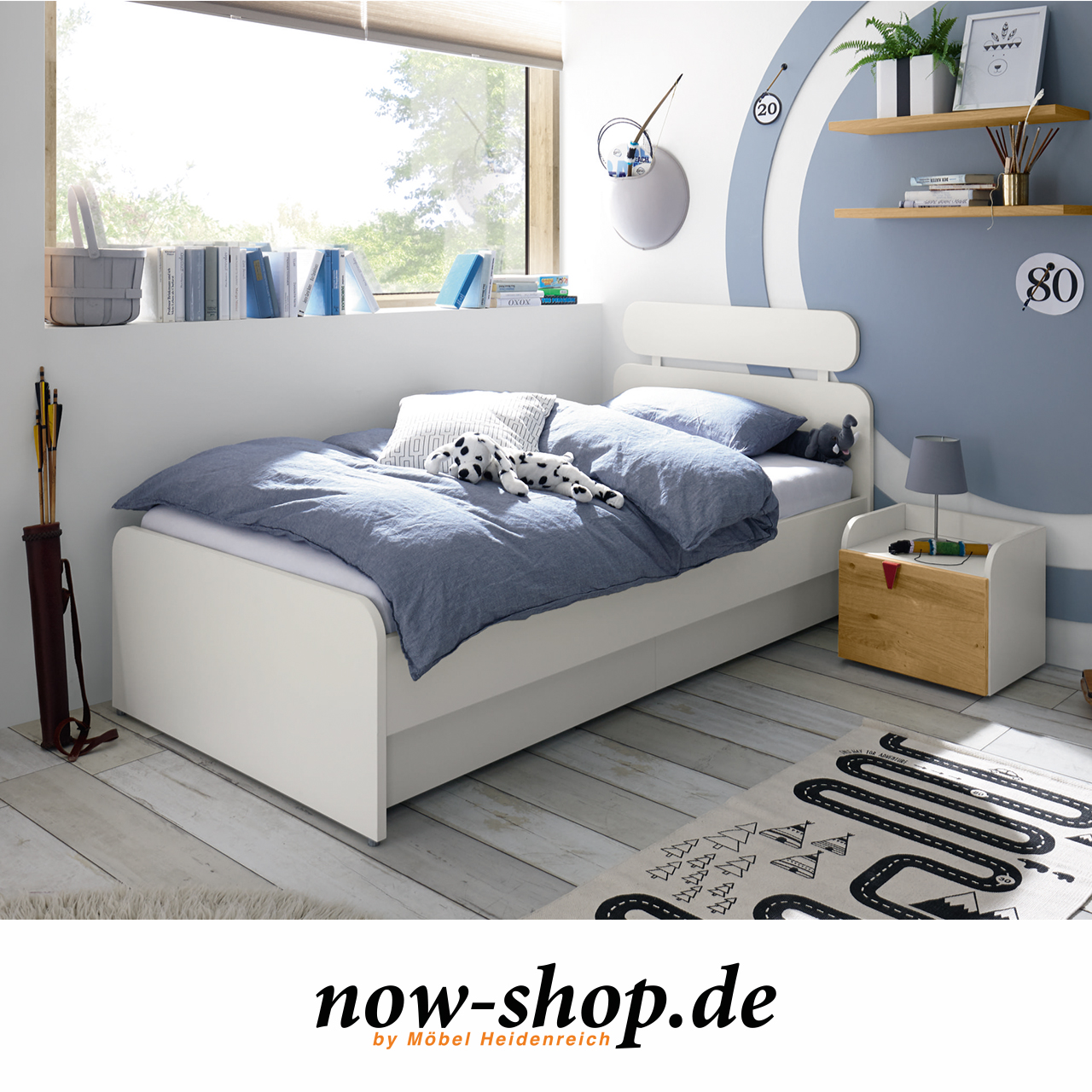 now by h lsta m bel kaufen minimo bett now shop. Black Bedroom Furniture Sets. Home Design Ideas