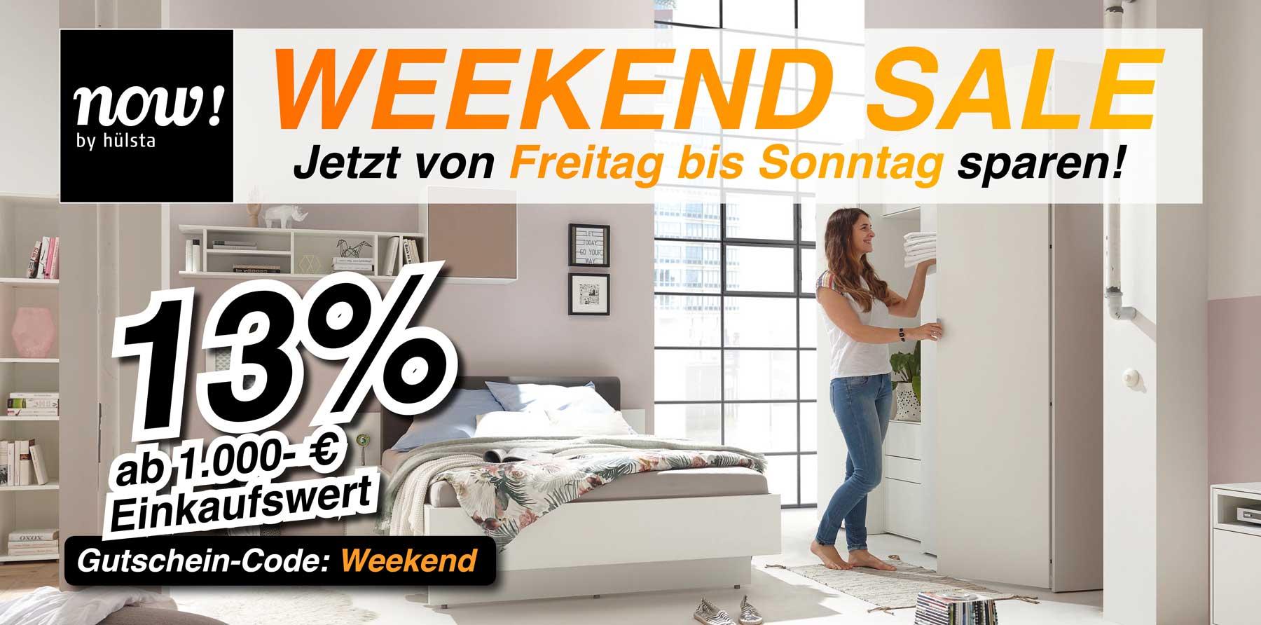 +++ Jetzt schnell am Wochenende sparen +++
