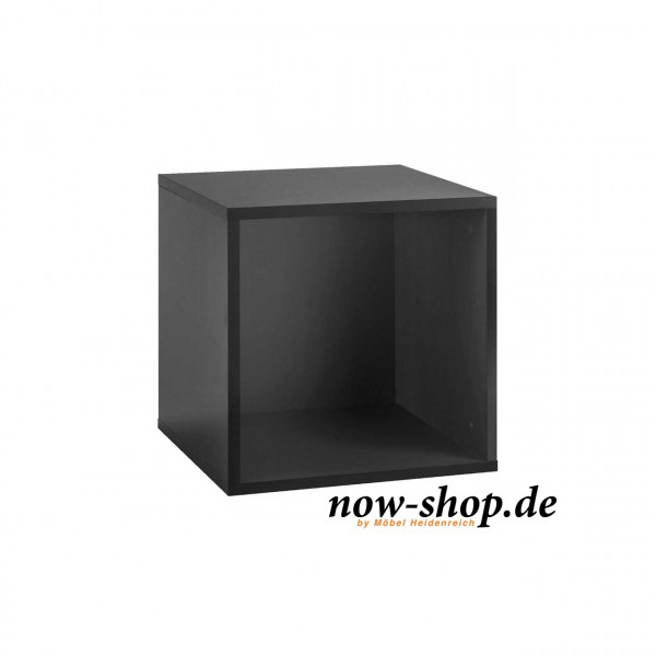 now by h lsta to go box klein offen schiefergrau wandelemente wohnen now shop. Black Bedroom Furniture Sets. Home Design Ideas