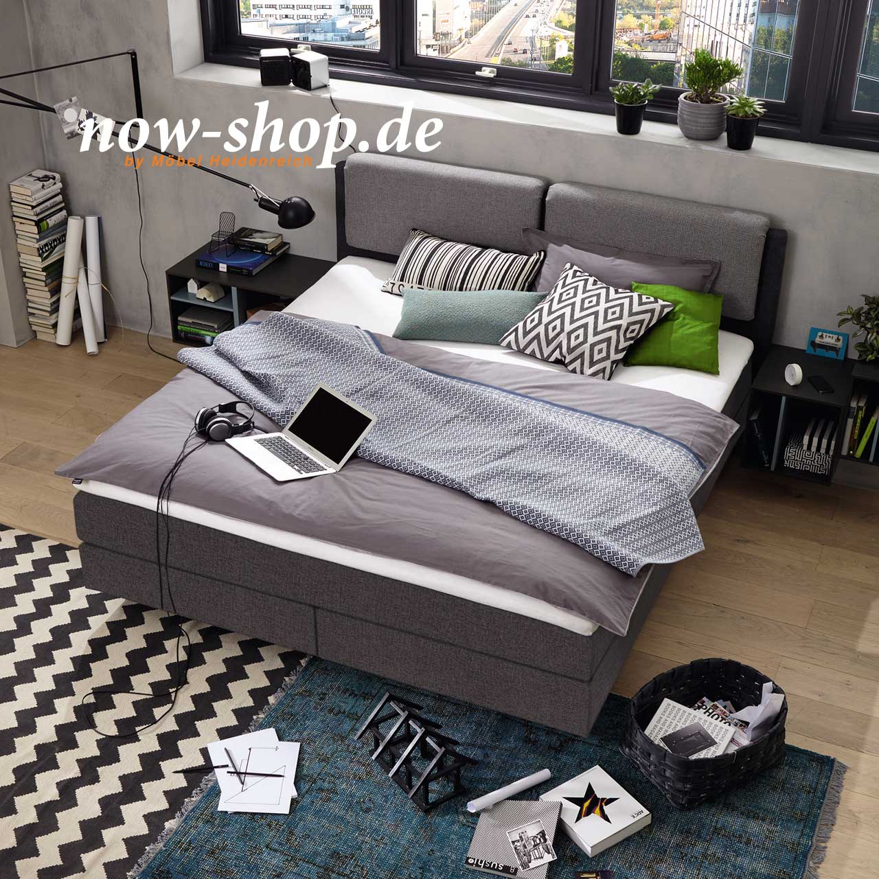 now by h lsta sleeping bett betten schlafzimmer now shop. Black Bedroom Furniture Sets. Home Design Ideas