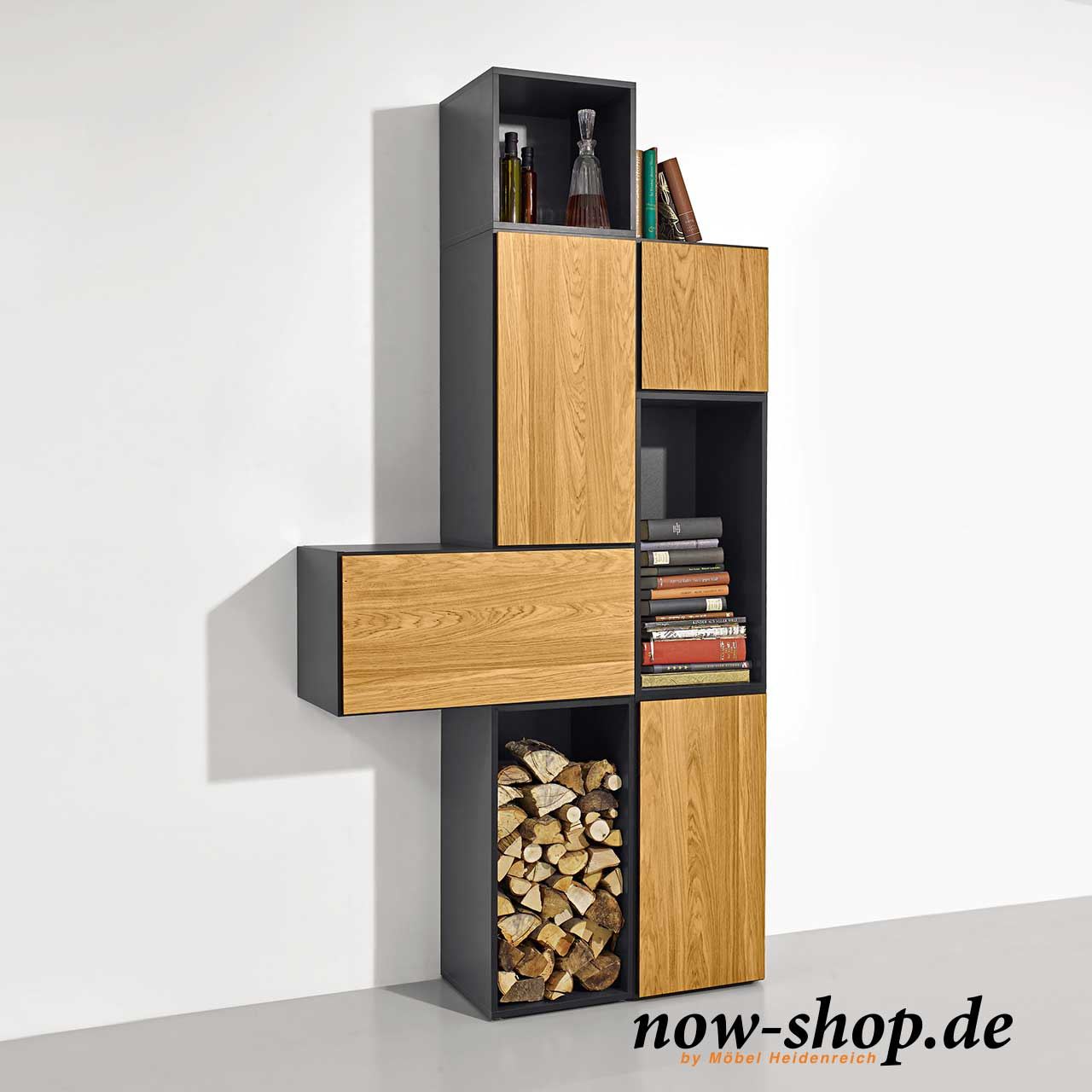 schr nke wohnen now shop. Black Bedroom Furniture Sets. Home Design Ideas