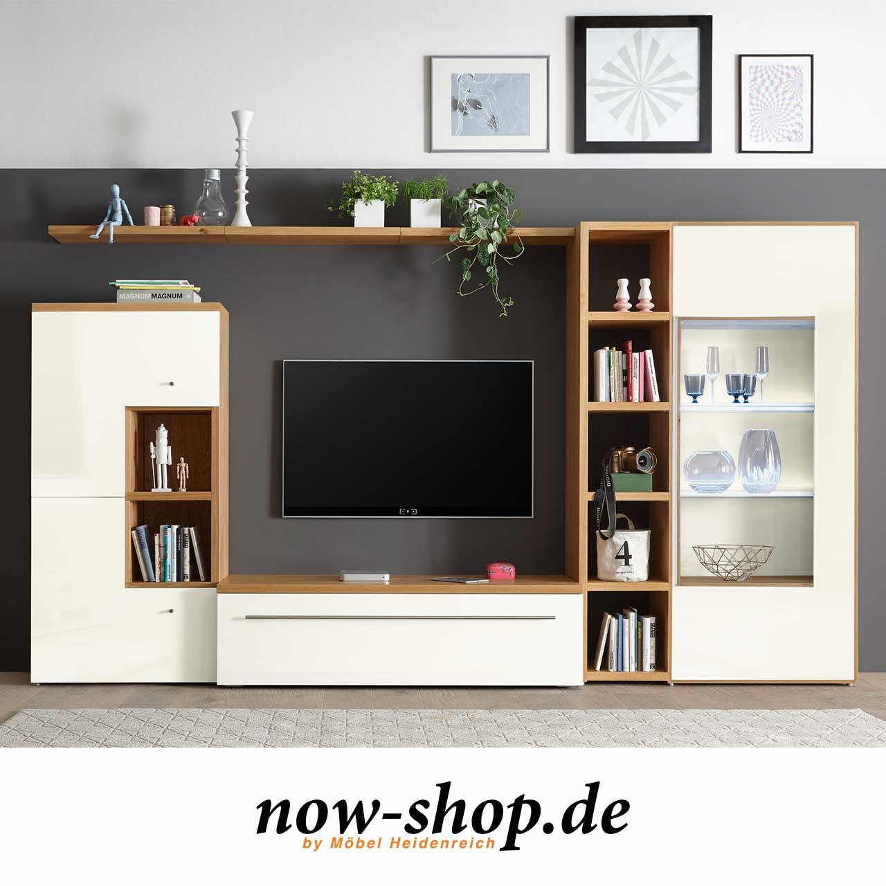now by h lsta m bel kaufen time vitrine 10r now shop. Black Bedroom Furniture Sets. Home Design Ideas