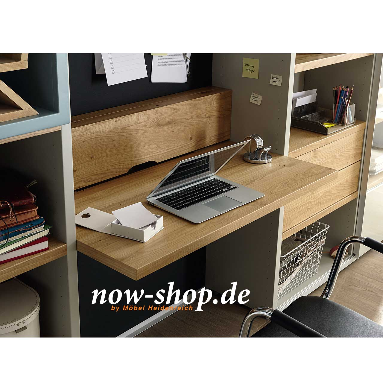 now by h lsta time schreib und arbeitsplatz zubeh r wohnen now shop. Black Bedroom Furniture Sets. Home Design Ideas