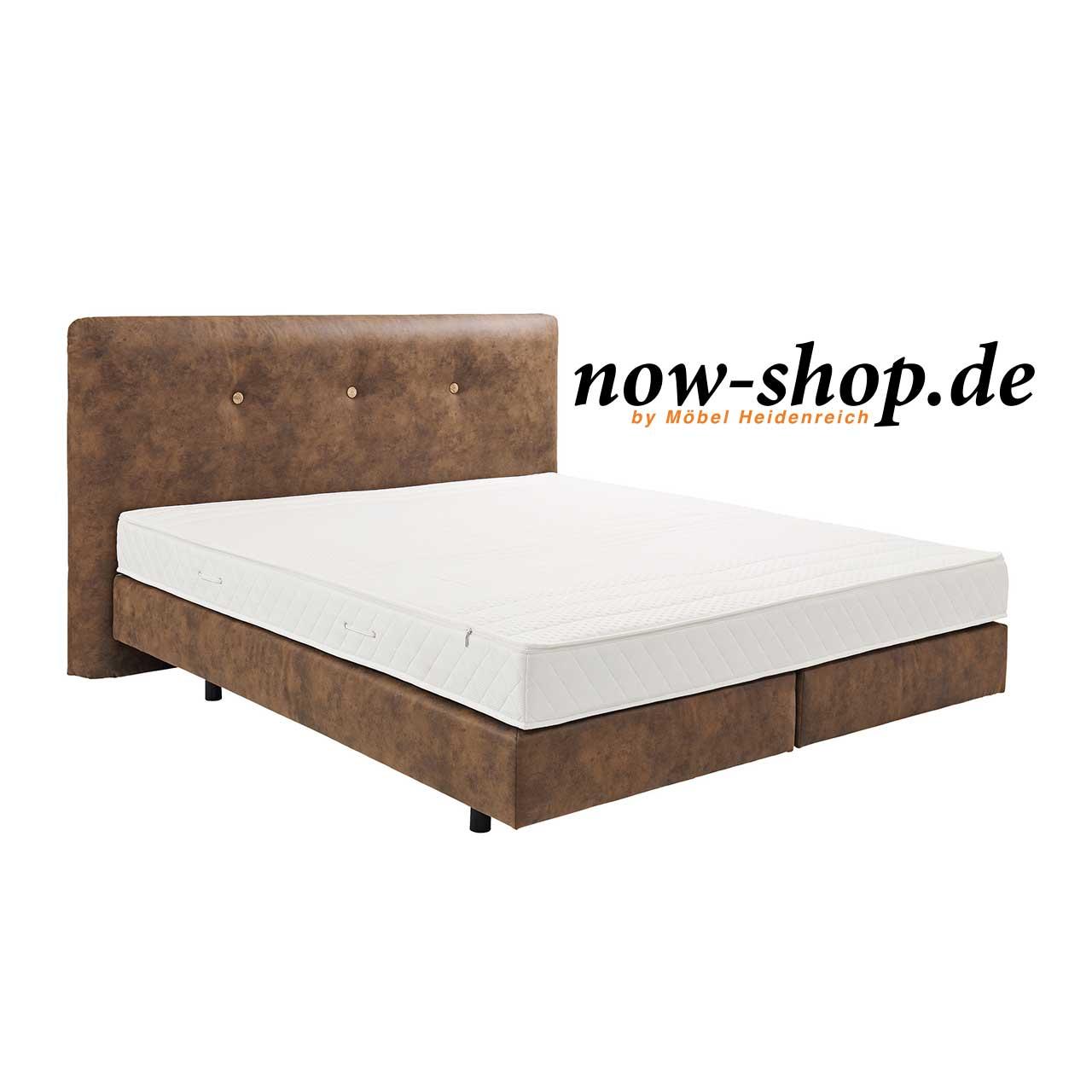 now by h lsta sleeping boxspring bett betten schlafzimmer now shop. Black Bedroom Furniture Sets. Home Design Ideas