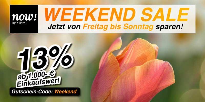 +++ Nur dieses Wochenende! +++ Schnell sparen! +++