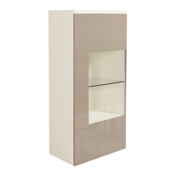 now by h lsta time vitrine 8r vitrinen wohnen now. Black Bedroom Furniture Sets. Home Design Ideas
