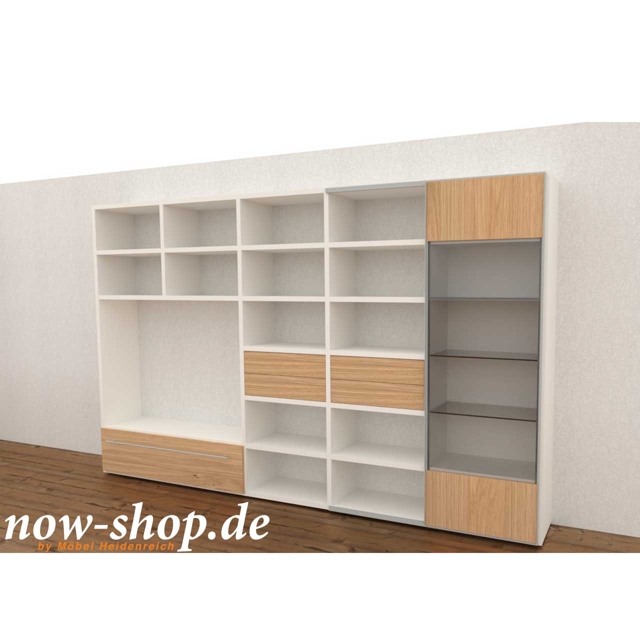 now by h lsta regalsysteme online kaufen now shop. Black Bedroom Furniture Sets. Home Design Ideas