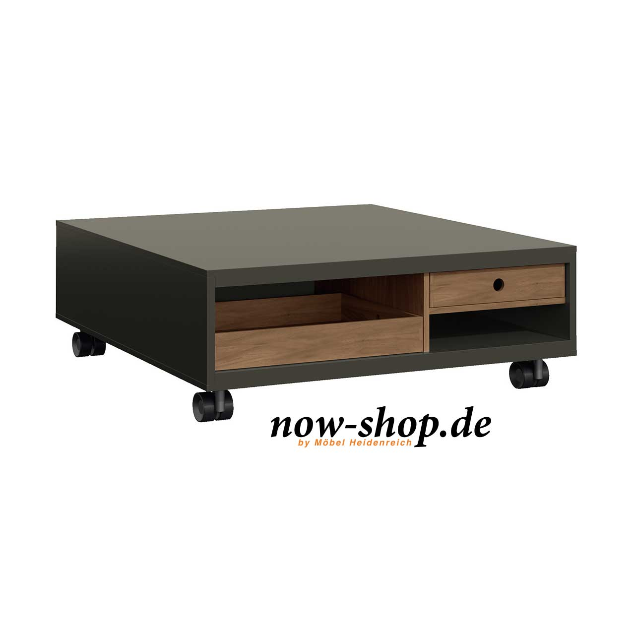 now by h lsta couchtisch ct20 inkl rollen couchtische wohnen now shop. Black Bedroom Furniture Sets. Home Design Ideas