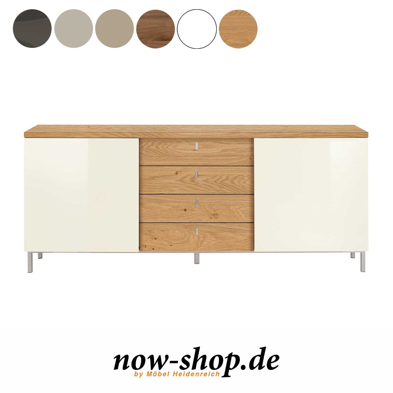 Now By Hulsta Time Sideboard 4340