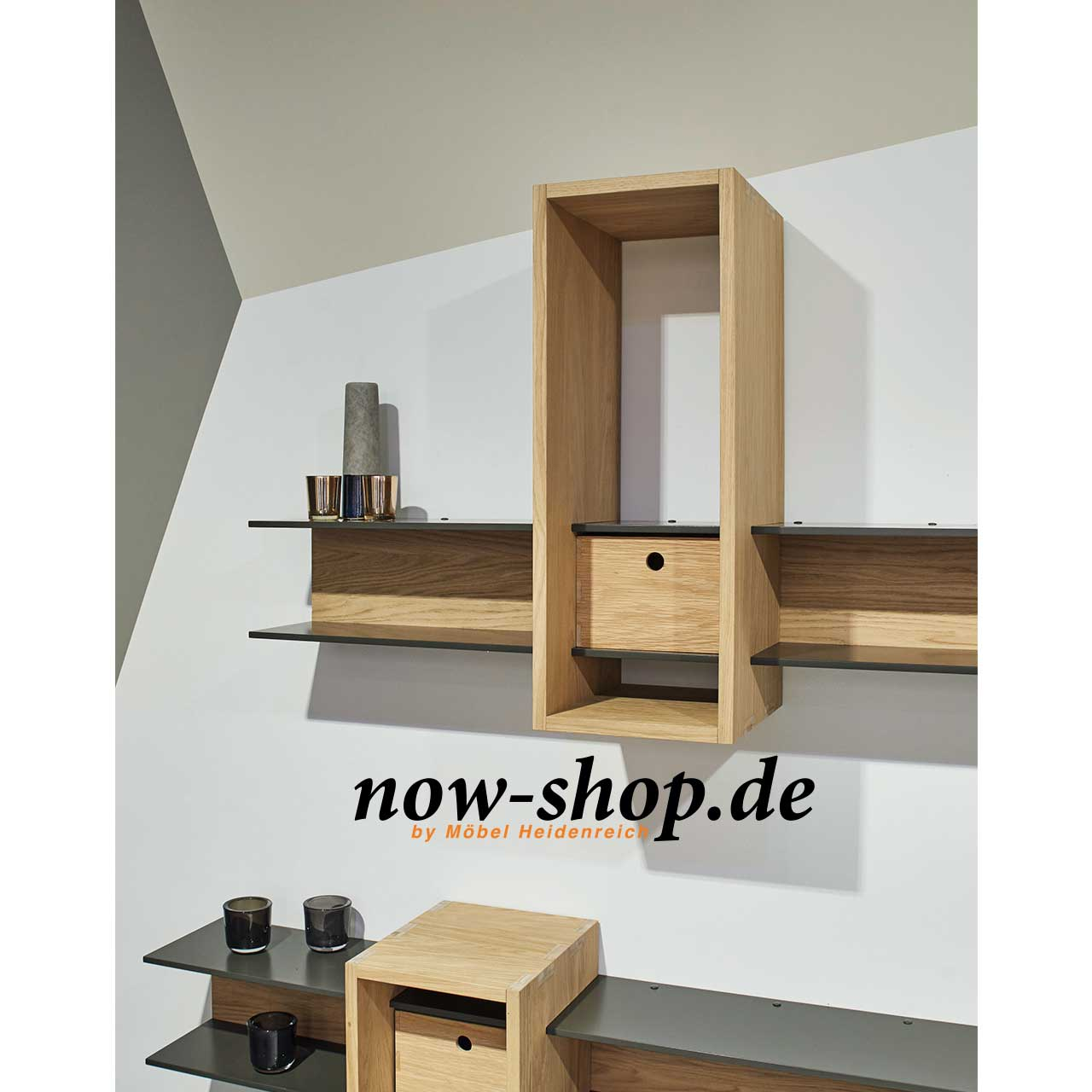 now by h lsta spin regal modul zubeh r wohnen now shop. Black Bedroom Furniture Sets. Home Design Ideas