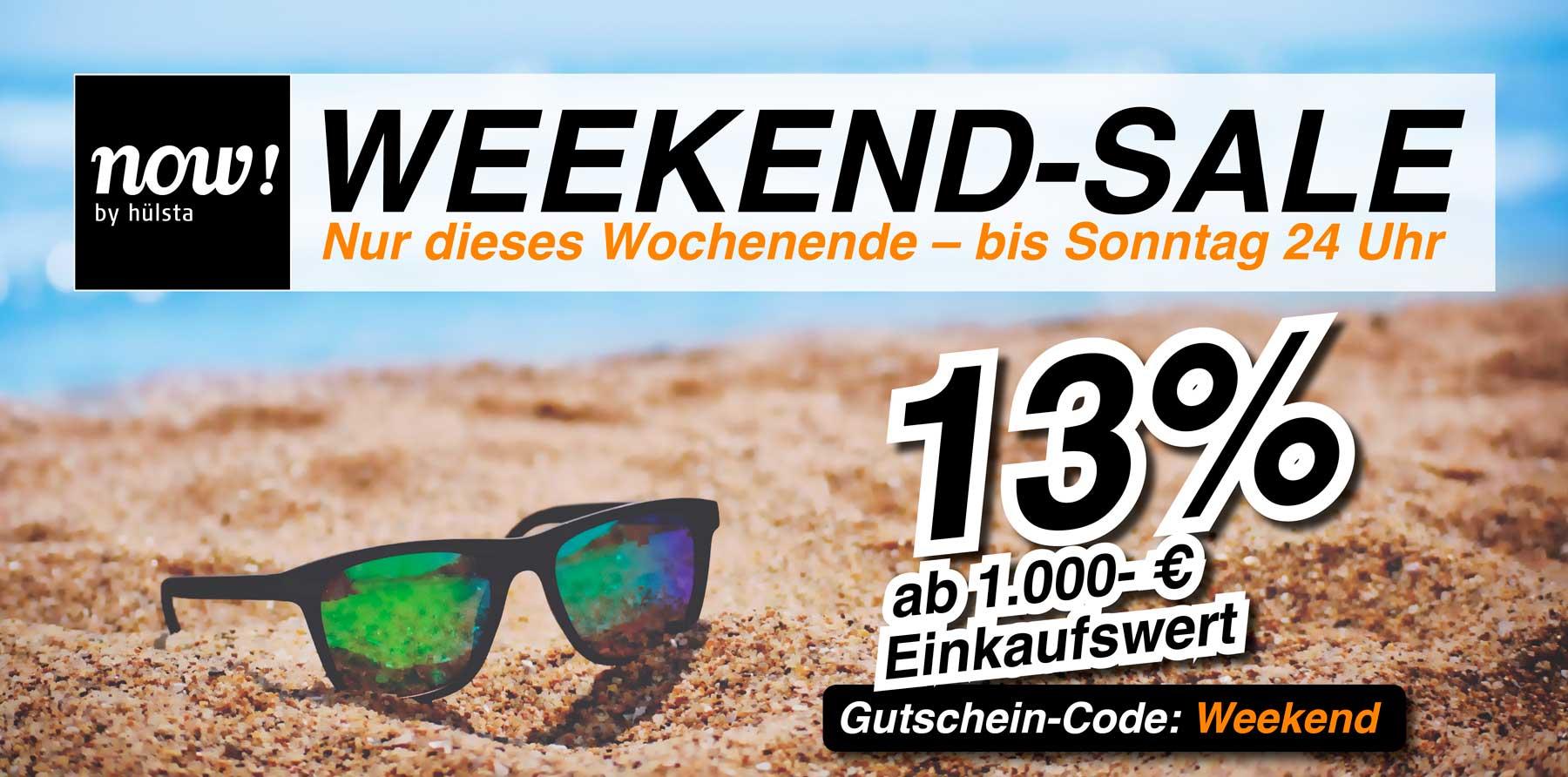 +++ JETZT SCHNELL 13% AUF NOW! BY HÜLSTA SICHERN! +++