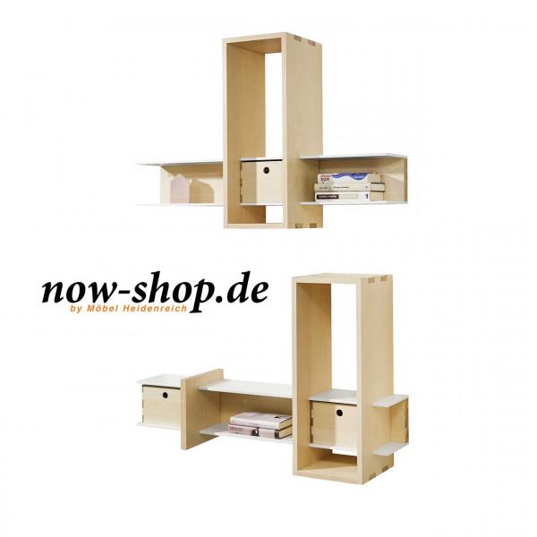 regal kombination kombination elegant zeitlos shabby chic mit regal regal fur schrank regal. Black Bedroom Furniture Sets. Home Design Ideas