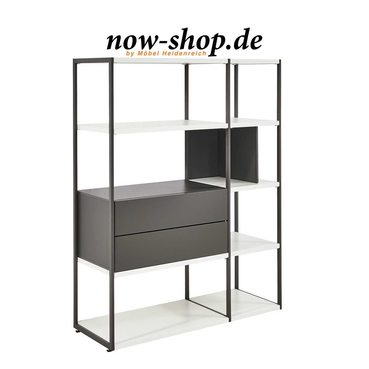now by h lsta vision regal regale wohnen now shop. Black Bedroom Furniture Sets. Home Design Ideas