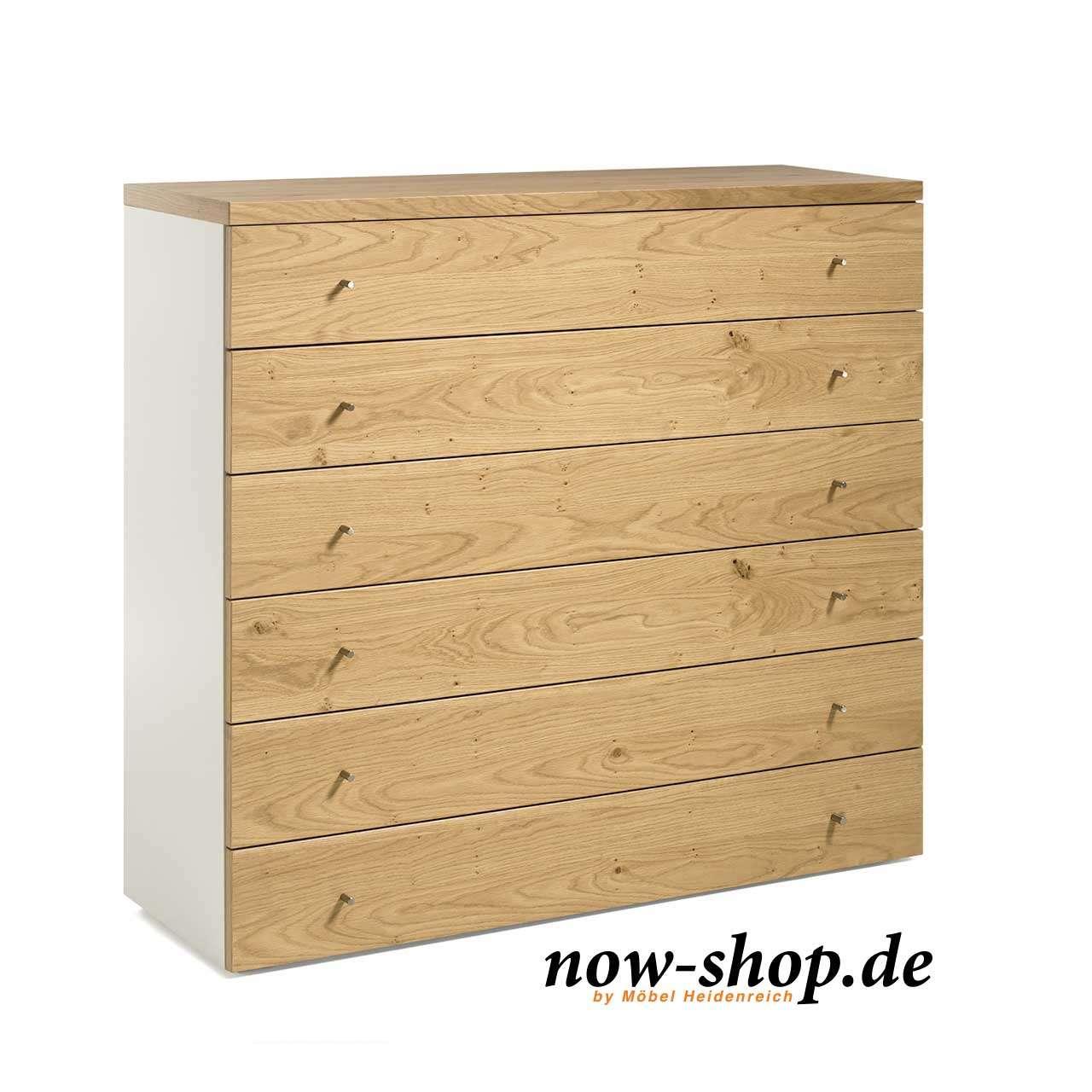 now by hülsta time Sideboard Schubladenschrank