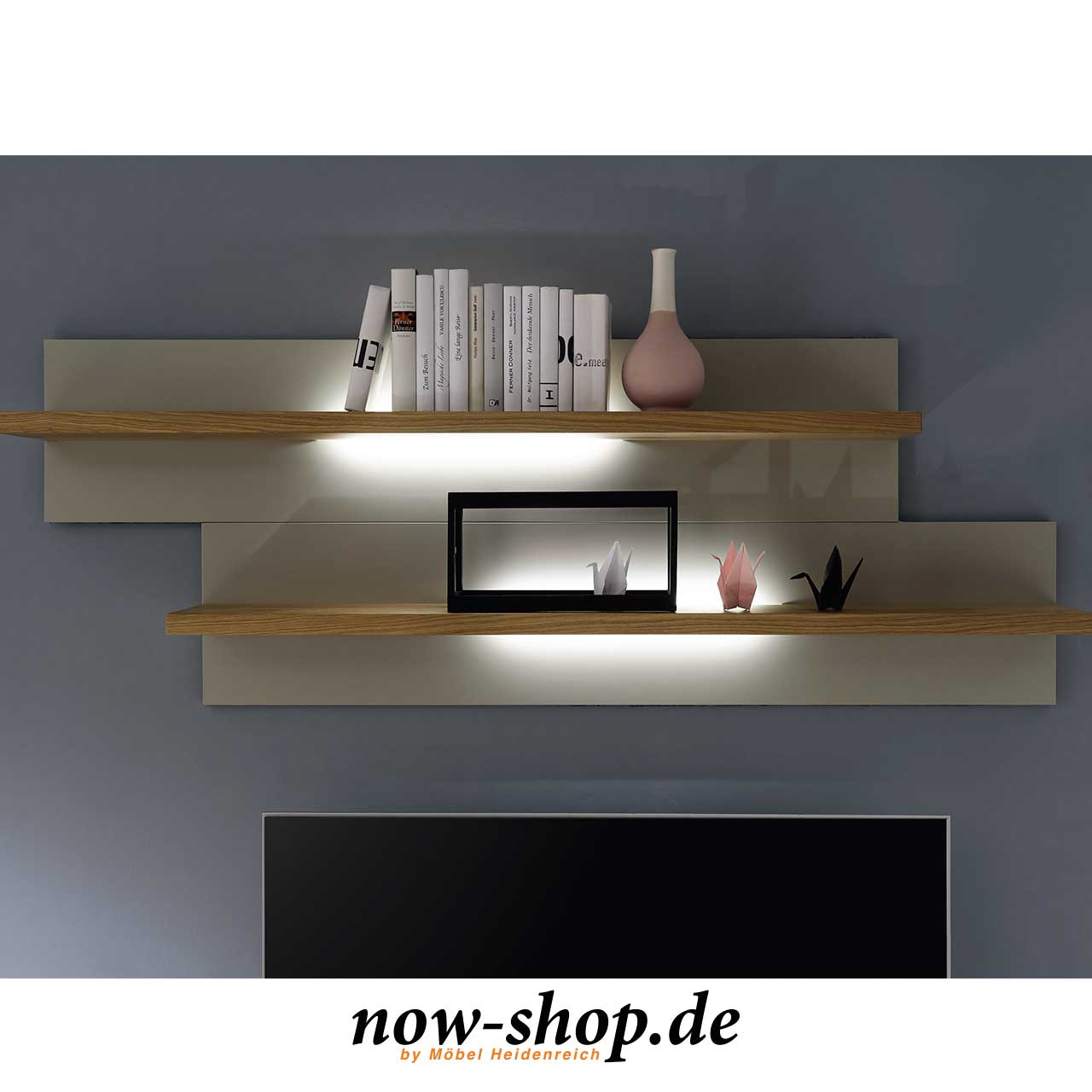 led beleuchtung f r now time vitrinen now shop. Black Bedroom Furniture Sets. Home Design Ideas