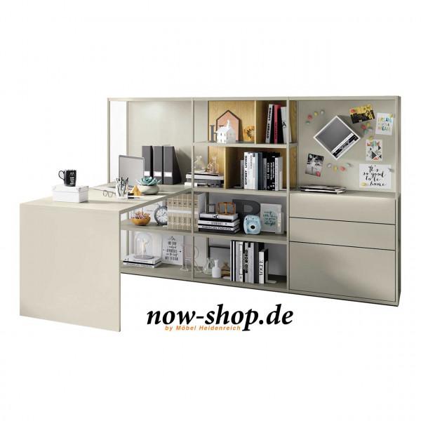 now by h lsta vision schreibtisch kombination schreibtische arbeiten now shop. Black Bedroom Furniture Sets. Home Design Ideas