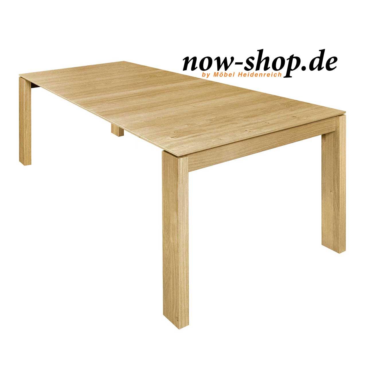 Hülsta esstisch glas weiss  now by hülsta dining Esstisch ET20   now-shop