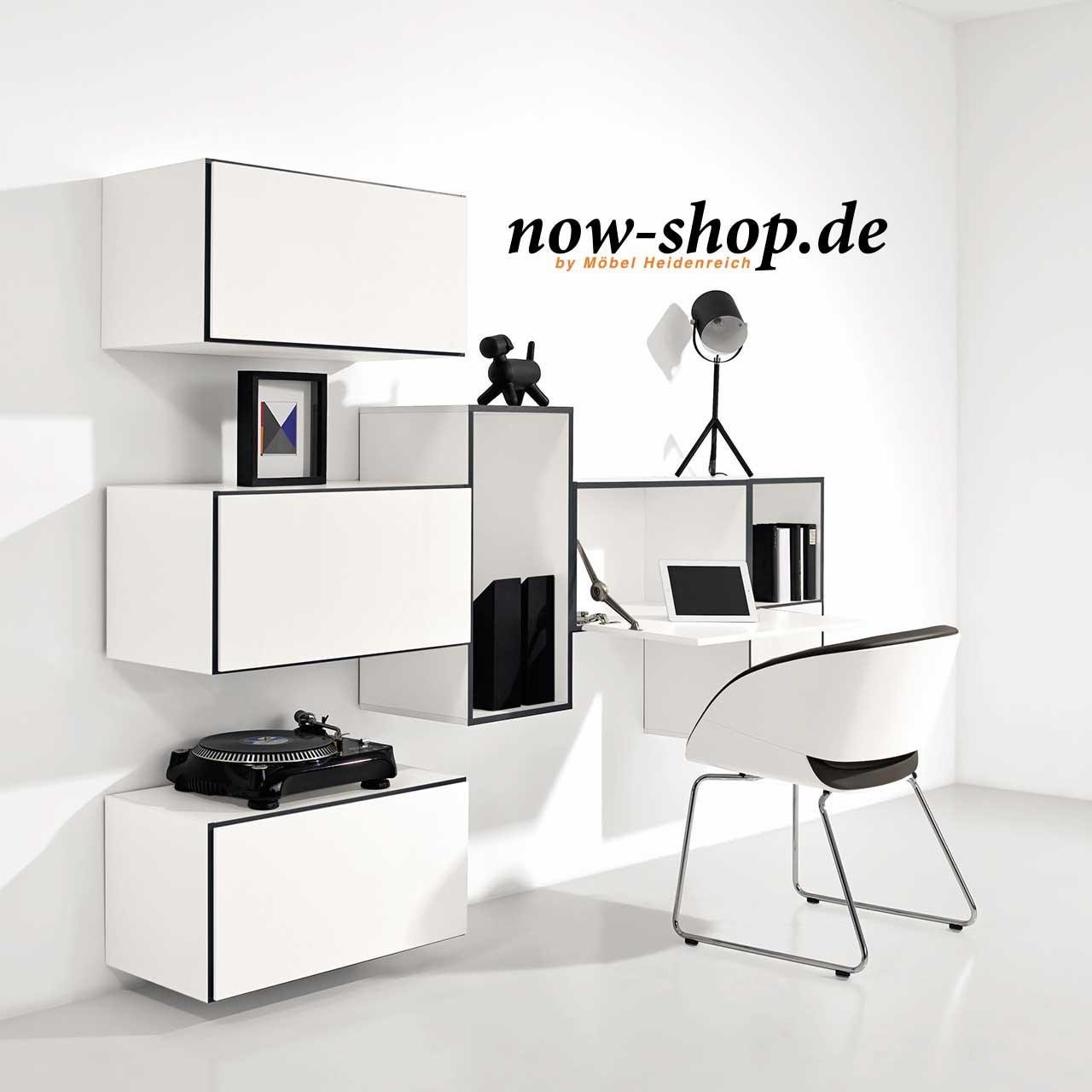 now by h lsta to go 7 boxen set 12 schneewei oder schiefergrau wandelemente wohnen. Black Bedroom Furniture Sets. Home Design Ideas