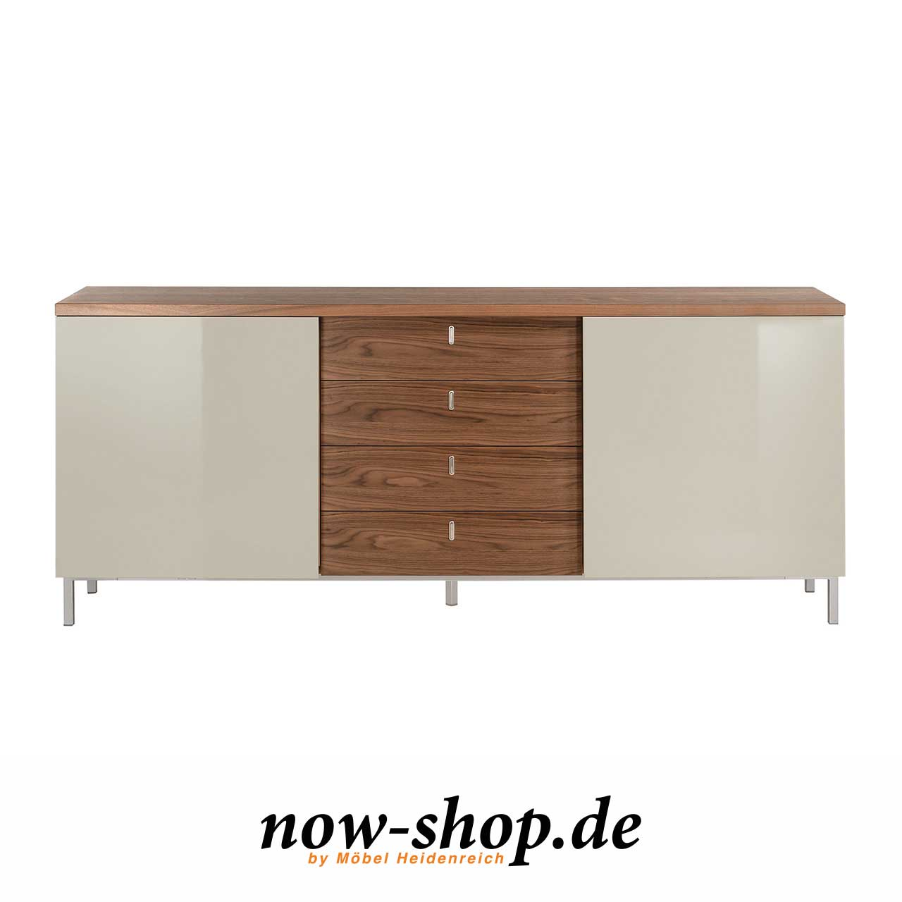 now by h lsta time sideboard 4340 now shop. Black Bedroom Furniture Sets. Home Design Ideas
