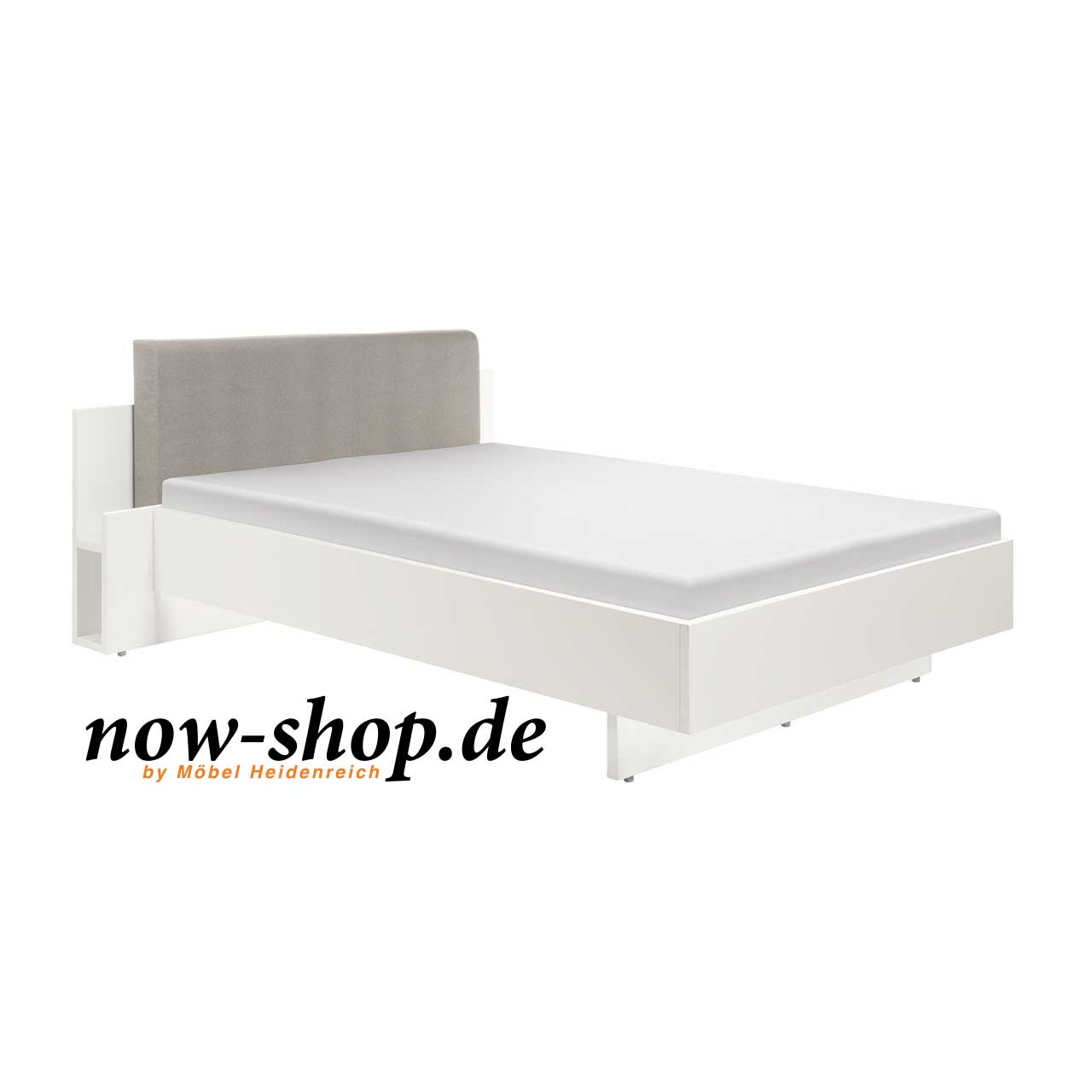 Now by h lsta basic bett mit polsterkopfteil 3241 for Bett 4 you bettenvermietung pinneberg