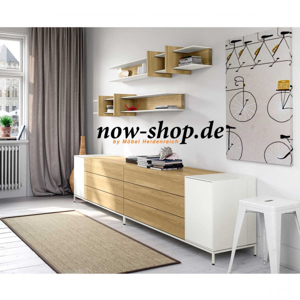 now by h lsta spin buchst tze f r regal 2er set regale wohnen now shop. Black Bedroom Furniture Sets. Home Design Ideas
