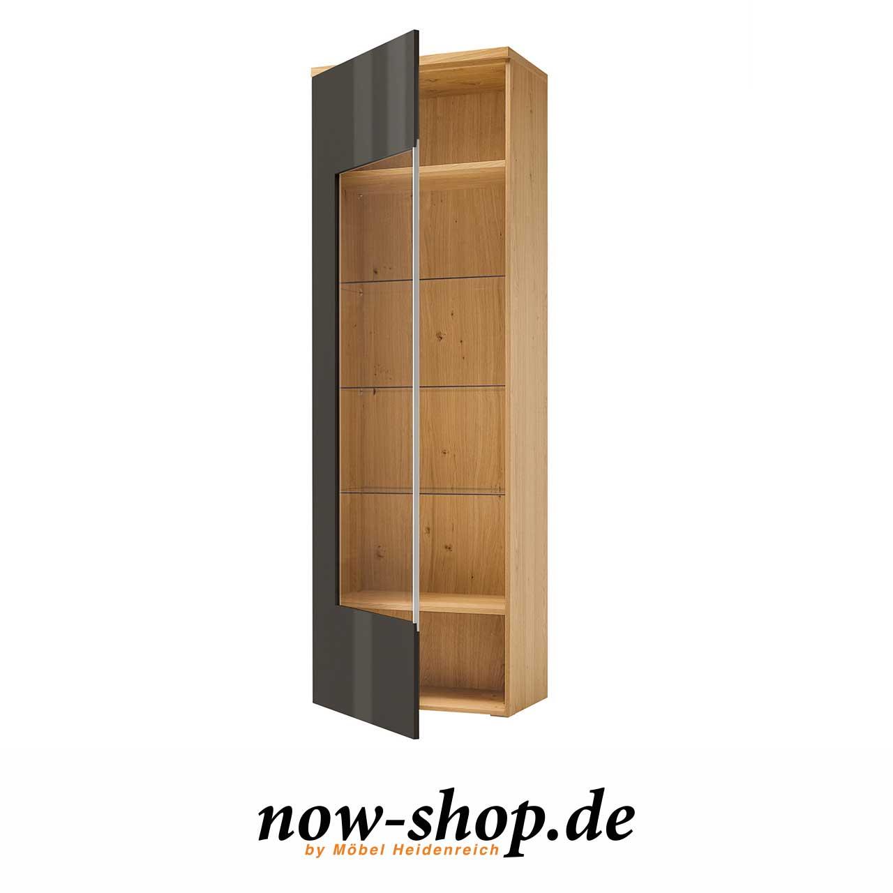 now by h lsta m bel kaufen time vitrine 12r now shop. Black Bedroom Furniture Sets. Home Design Ideas